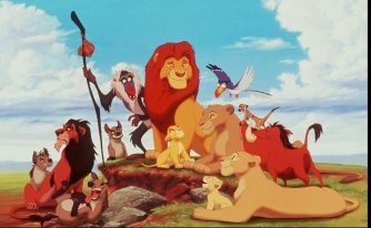 B03 DISNEY LION KING 02 A